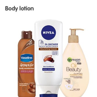 body-lotions