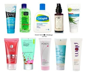 Best-Face-Wash-For-Combination-Skin-in-India-Top-10